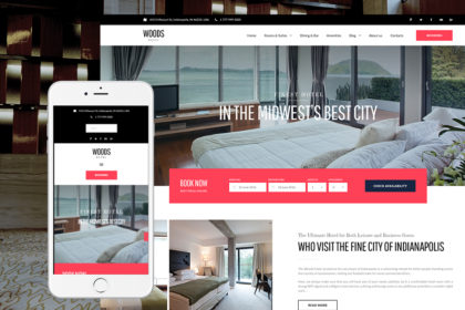 Best Hotel & Resort WordPress Theme